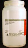 卡拉胶(Carrageenan)